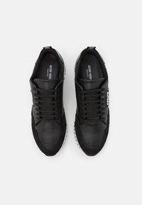 Antony Morato - RUN CREWEL - Sneakers laag - black - 3