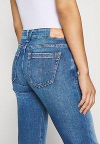 Marc O'Polo - Straight leg jeans - blue wash - 3