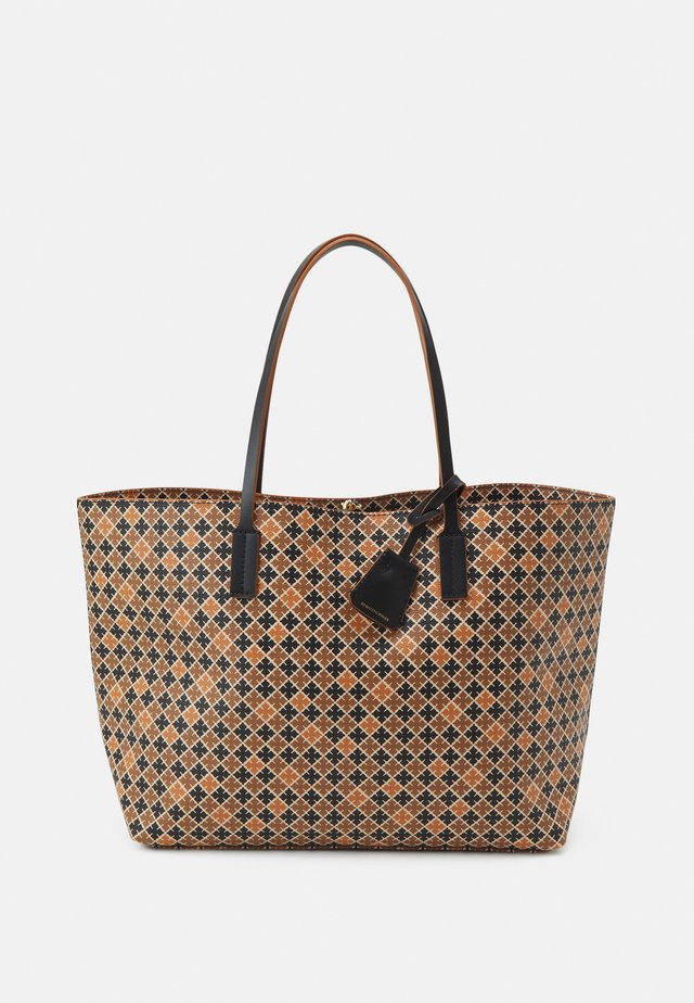 ABIGAIL - Tote bag - walnut
