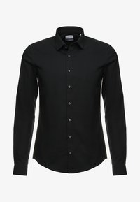 Calvin Klein Tailored - EXTRA SLIM - Formal shirt - black - 4