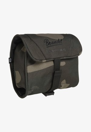 MEDIUM - Wash bag - dark camouflage