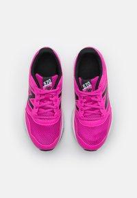 New Balance - YK570 UNISEX - Neutral running shoes - power pink - 3