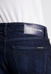 Calvin Klein Jeans - CKJ 026 SLIM - Džíny Slim Fit - dark blue - 4