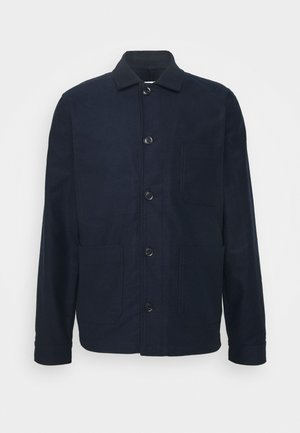 WORKER JACKET - Lett jakke - sky captain