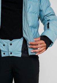 Brunotti - FIRECROWN WOMEN JACKET - Snowboard jacket - polar blue - 4