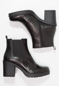Vagabond - GRACE - Ankle boots - black - 2