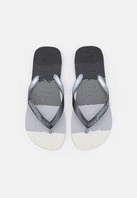 Havaianas - LOGOMANIA UNISEX - T-bar sandals - gradient black - 3