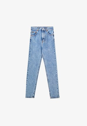 MOM - Jean boyfriend - light blue