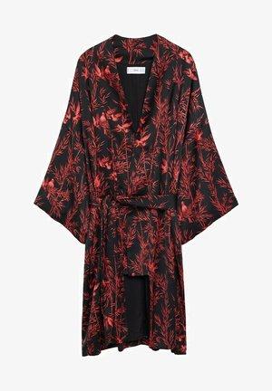 SIAM - Classic coat - schwarz