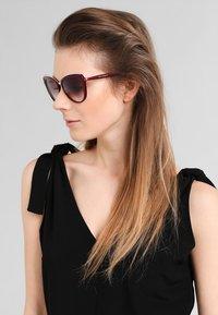 Dolce&Gabbana - Sunglasses - bordeaux - 0