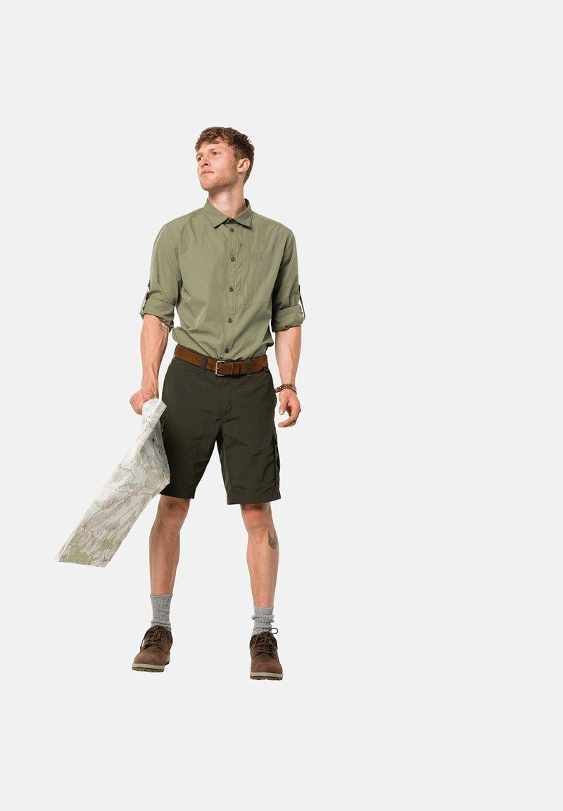 Jack Wolfskin - Shirt - khaki