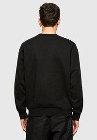 Diesel - GIRKEMB - Sweatshirt - black - 2