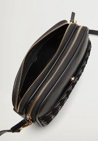 Violeta by Mango - COMBO - Across body bag - black - 2