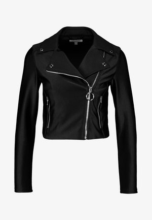 DISCO MOTO JACKET - Lehká bunda - black