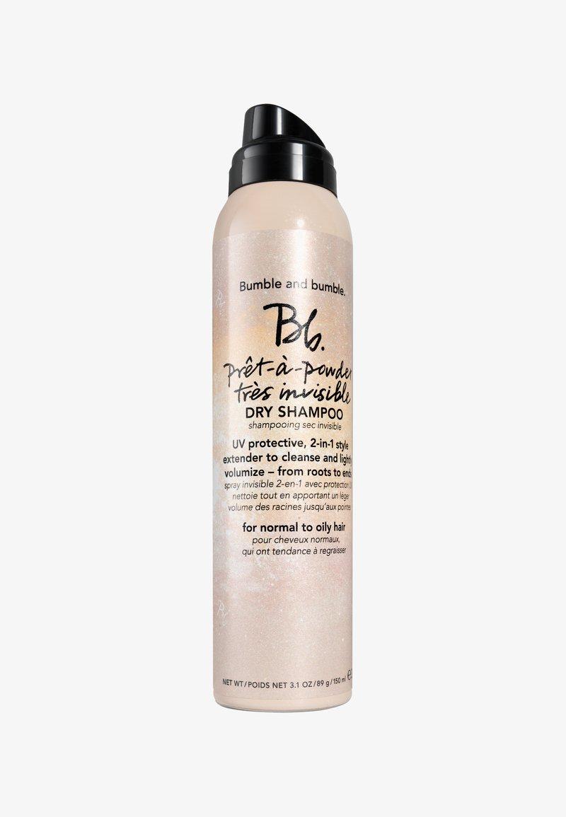 Bumble and bumble - PRÊT-A-POWDER TRÉS INVISIBLE DRY SHAMPOO - Dry shampoo - -