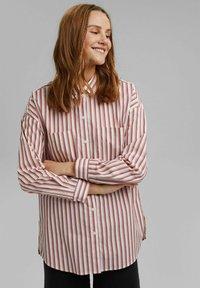 edc by Esprit - Button-down blouse - off white - 3