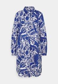 Emily van den Bergh - Skjortekjole - blue - 0