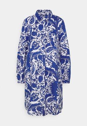 Skjortekjole - blue