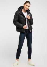 myMo - Winter jacket - black - 1