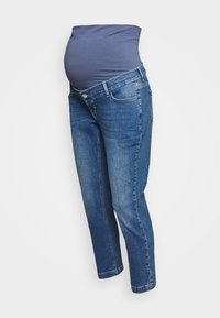 Esprit Maternity - PANTS LOOSE - Relaxed fit jeans - medium wash - 0