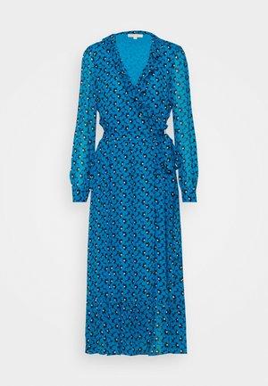 Maxi dress - cyan blue
