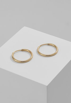 DIA HOOP - Earrings - gold-coloured