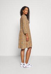 Rich & Royal - DRESS WITH SHINY DETAILS - Denní šaty - deep blue - 2