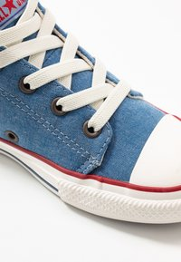 Converse - CHUCK TAYLOR ALL STAR OLLIE - Zapatillas altas - blue slate/court blue - 2