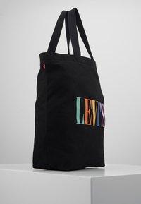 Levi's® - SERIF LEVI'S® MULTI - Bolso shopping - regular black - 3