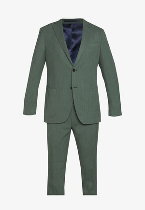 SLIM FIT SUIT - Completo - green