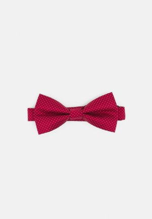 Bow tie - dark red