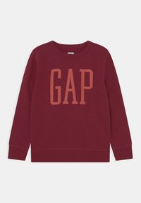 GAP - LOGO CREW - Sweatshirt - red delicious - 0