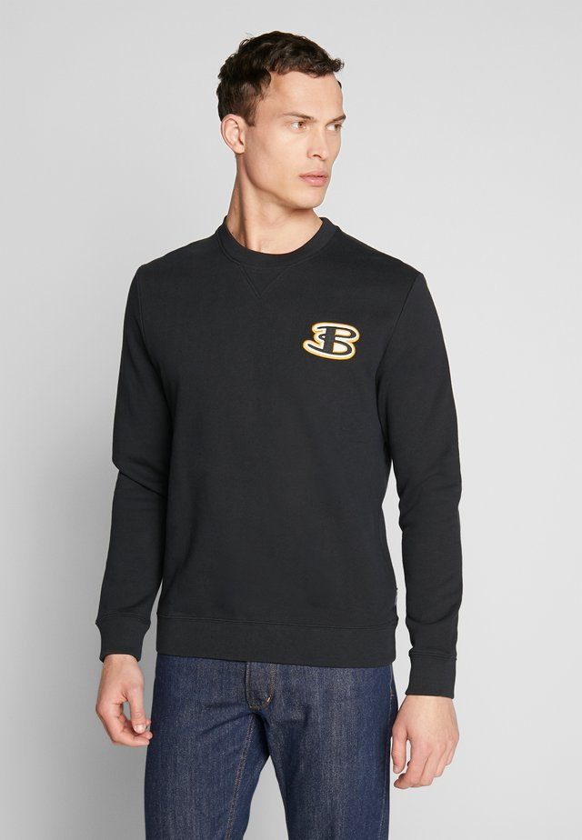 CORNELLI - Sweatshirt - true black
