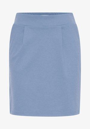 IHKATE - Mini skirts  - coronet blue
