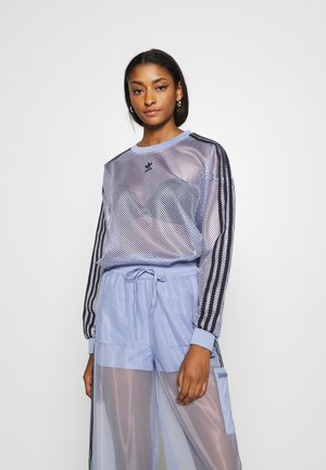 CREW SPORTS INSPIRED - Long sleeved top - chalk blue