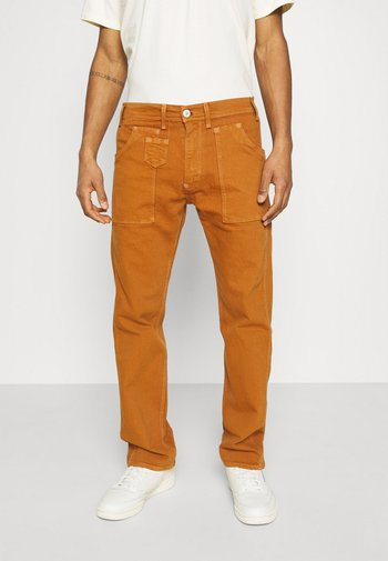 505 UTILITY UNISEX - Relaxed fit jeans - neutrals