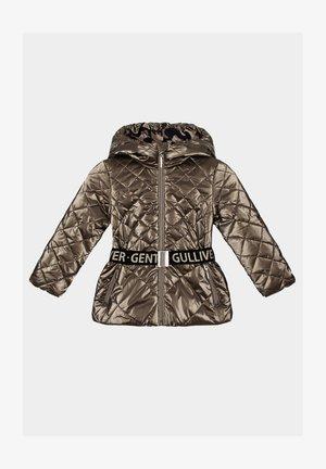 Winter jacket - copper