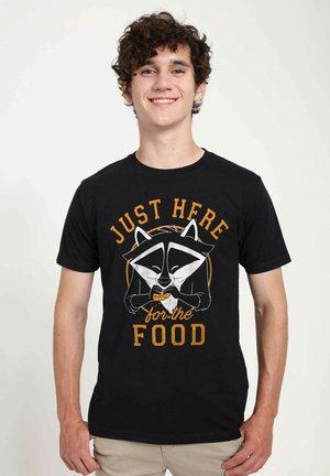 DISNEY - T-shirt print - black