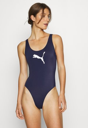 SWIM WOMEN SWIMSUIT - Plavky - navy