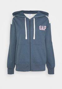 GAP - Zip-up hoodie - frozen lake - 0