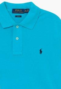 Polo Ralph Lauren - SLIM  - Polo shirt - liquid blue - 3