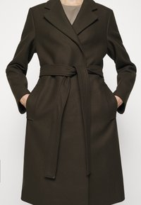 Filippa K - KAYA COAT - Klasický kabát - pine green - 6