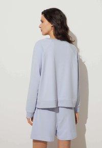 OYSHO - Sweatshirt - blue - 1