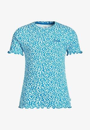 MET PANTERDESSIN - T-Shirt print - cobalt blue