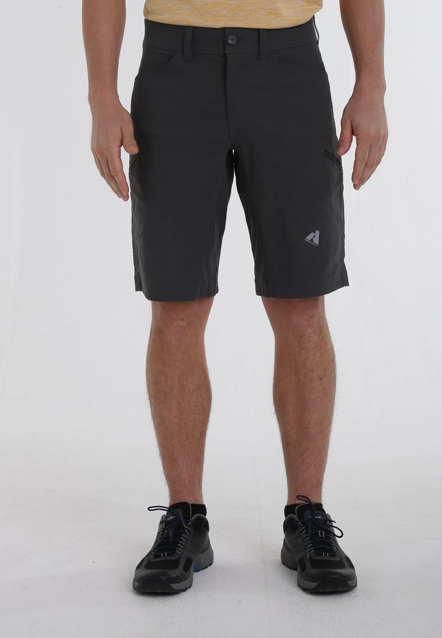 GUIDE PRO - Outdoor shorts - dunkles rauch