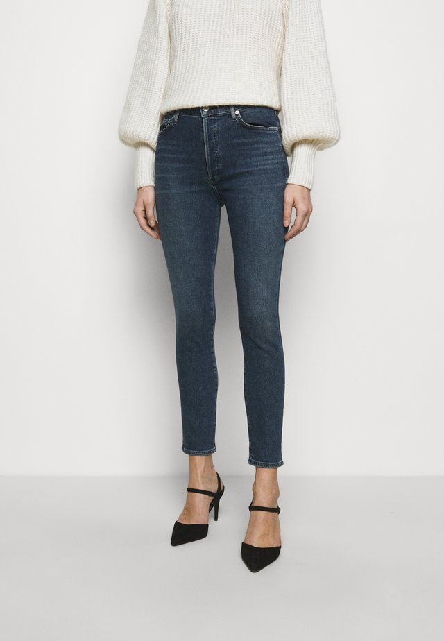 OLIVIA - Jeans slim fit - rosetta
