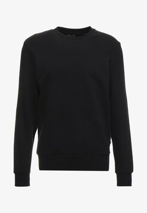 JJEHOLMEN CREW NECK - Sweatshirt - black