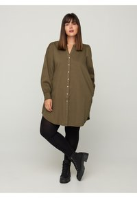 Zizzi - Blouse - green - 0