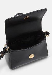 Versace - BAG  - Taška spříčným popruhem - black/gold-coloured - 2