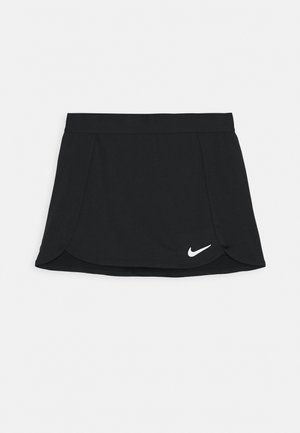 SKIRT - Sports skirt - black/white